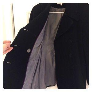 Calvin Klein size 6 Pea Coat